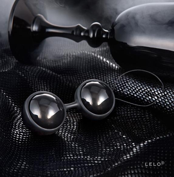 Вагинальные шарики Luna Beads Noir-2241