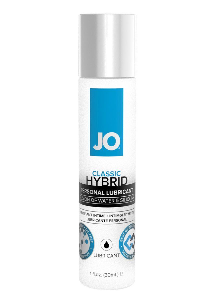 Водно-силиконовый лубрикант JO CLASSIC HYBRID - 30 мл.-10886