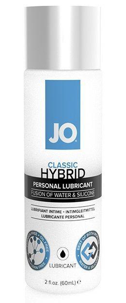 Водно-силиконовый лубрикант JO CLASSIC HYBRID - 60 мл.-11633