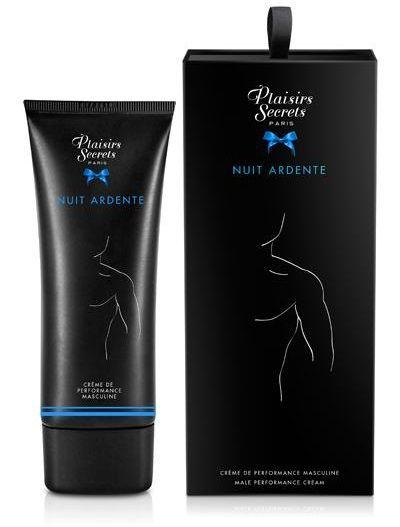 Возбуждающий крем для мужчин Nuit Ardente Creme Performante Plaisirs Secrets - 60 мл.-7543