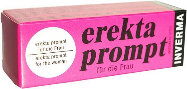 Возбуждающий женский крем Erekta Prompt - 13 мл.-2758