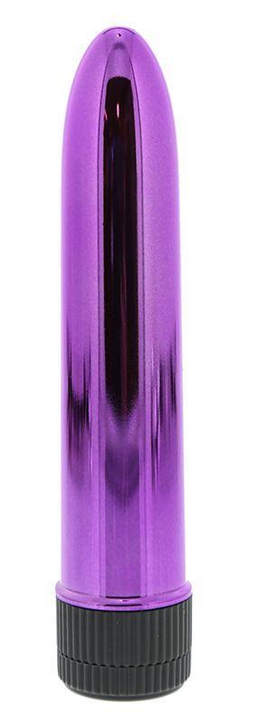 Ярко-розовый гладкий вибромассажёр KRYPTON STIX 5 MASSAGER M/S PINK - 12