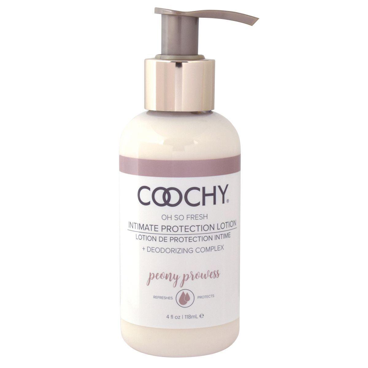 Защищающий лосьон с эффектом пудры COOCHY Peony Prowess - 118 мл.-7586