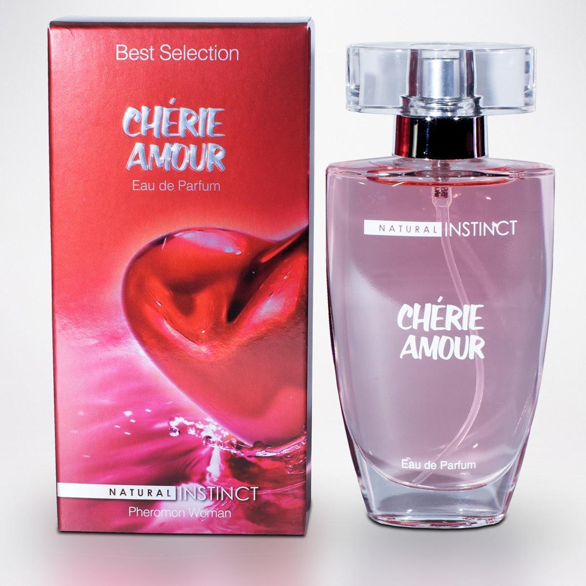 Женские духи с феромонами Natural Instinct Cherie Amour - 50 мл.-6312