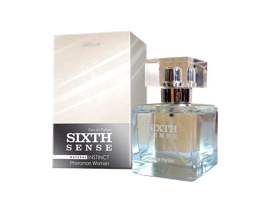 Женские духи с феромонами Natural Instinct Lady lux Sixth Sence - 100 мл.-6349