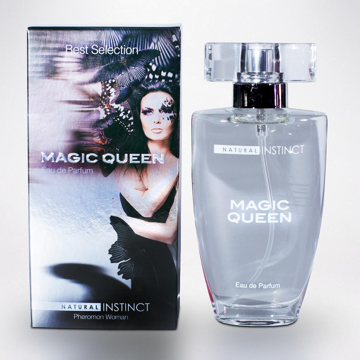 Женские духи с феромонами Natural Instinct Magiс Queen - 50 мл.-6315