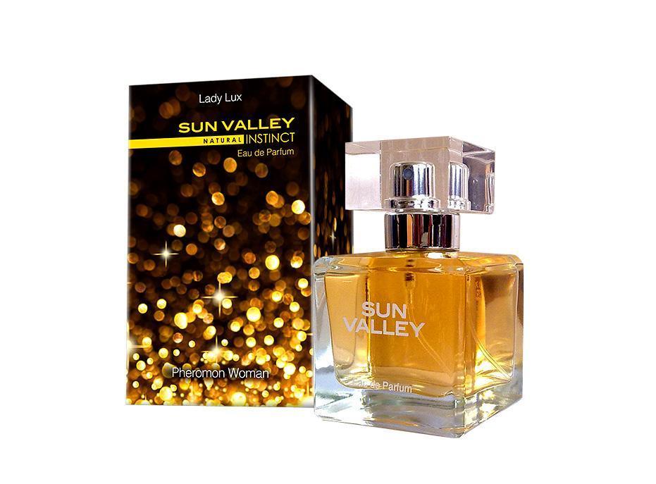Женские духи с феромонами Natural Instinct Sun Valley - 100 мл.-6348