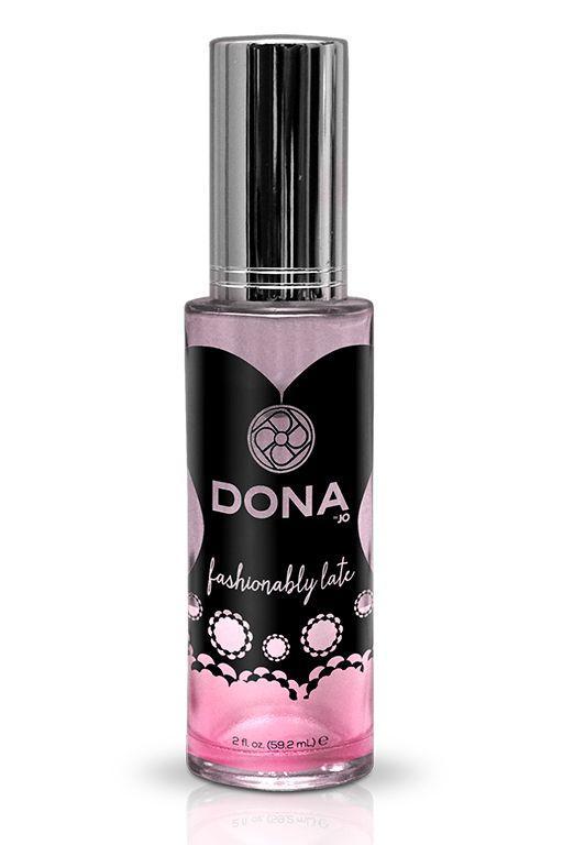 Женский парфюм с феромонами DONA Fashionably late - 59