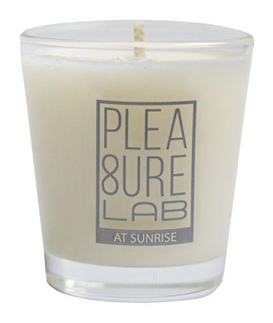 Массажная свеча At Sunrise со сладким ароматом какао - 50 мл.-3904