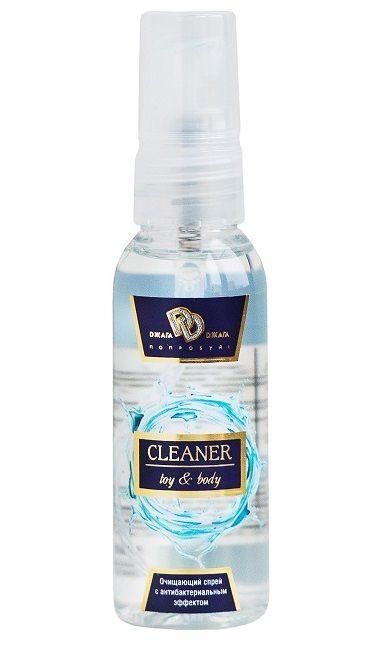 Очищающий спрей CLEANER toy and body - 50 мл.-3