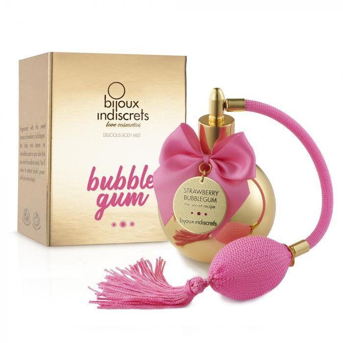 Увлажняющий спрей для тела Bubble Gum Body Mist - 100 мл.-2743