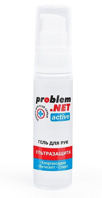 Антисептический гель для рук Problem.net Active - 28 гр.-