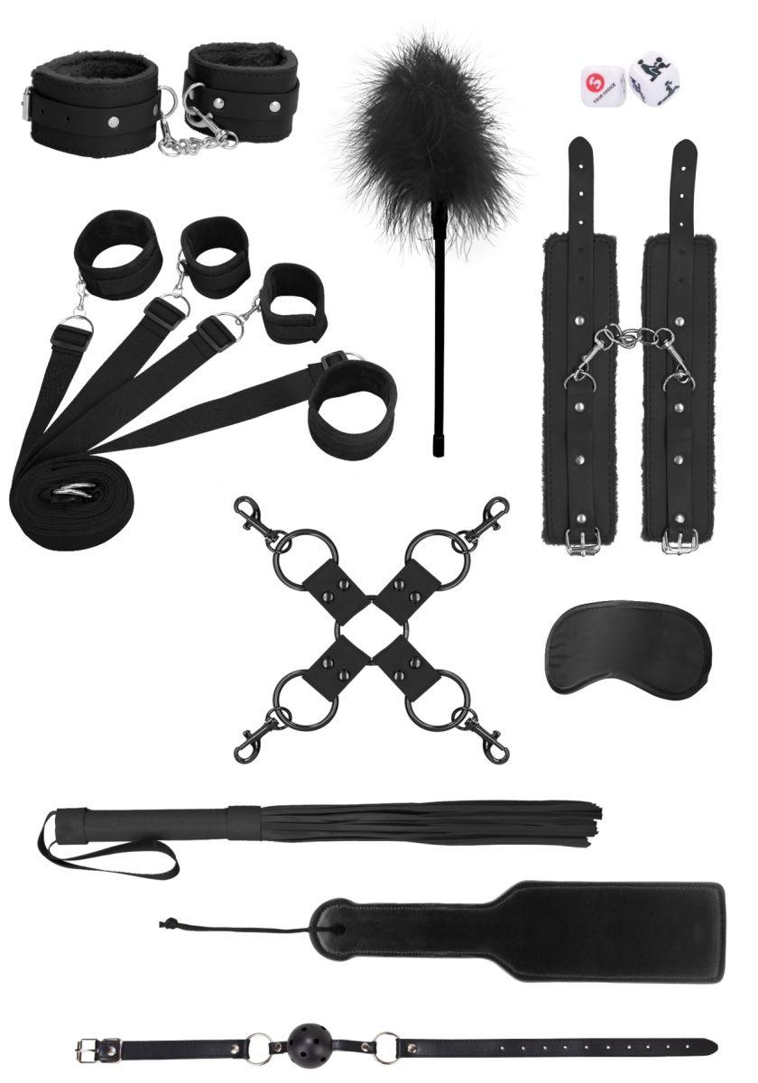 Черный игровой набор Supreme Under The Bed Bindings Kit