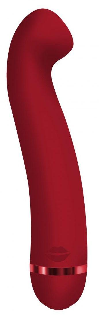 Красный вибратор Fantasy Phanty - 16