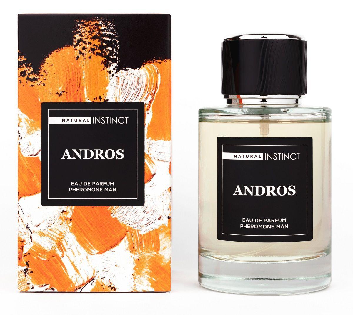 Парфюмерная вода с феромонами Andros - 100 мл.-