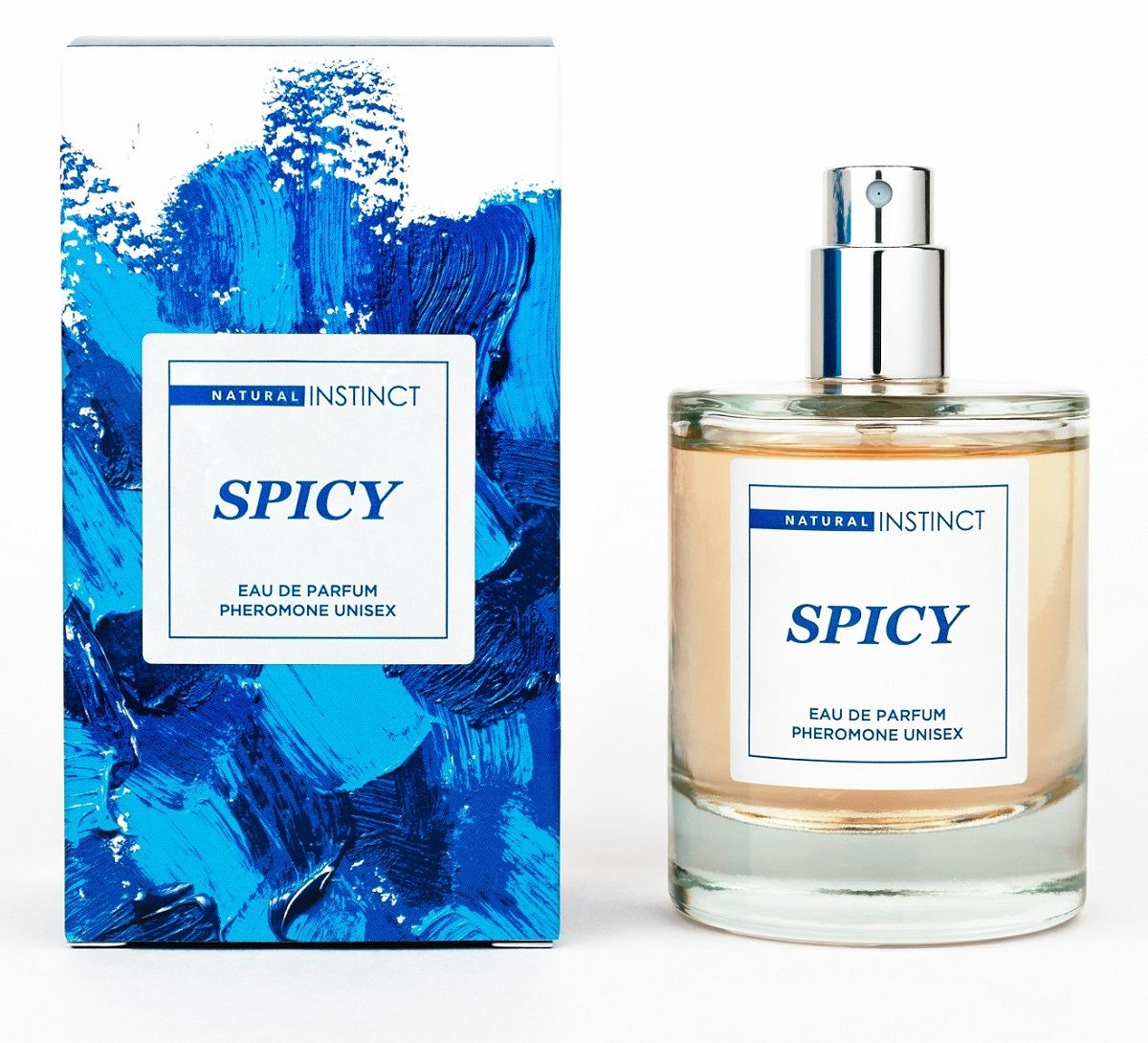 Парфюмерная вода унисекс с феромонами Spicy - 50 мл.-