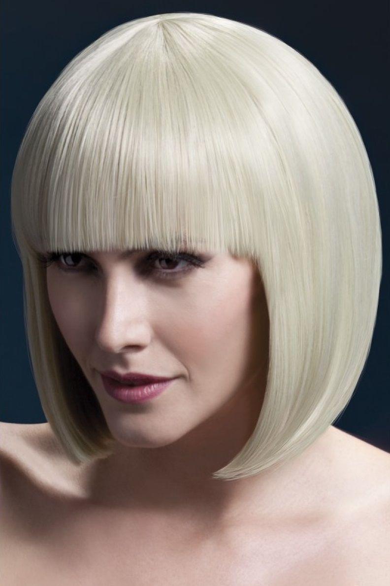 Парик цвета блонд Elise