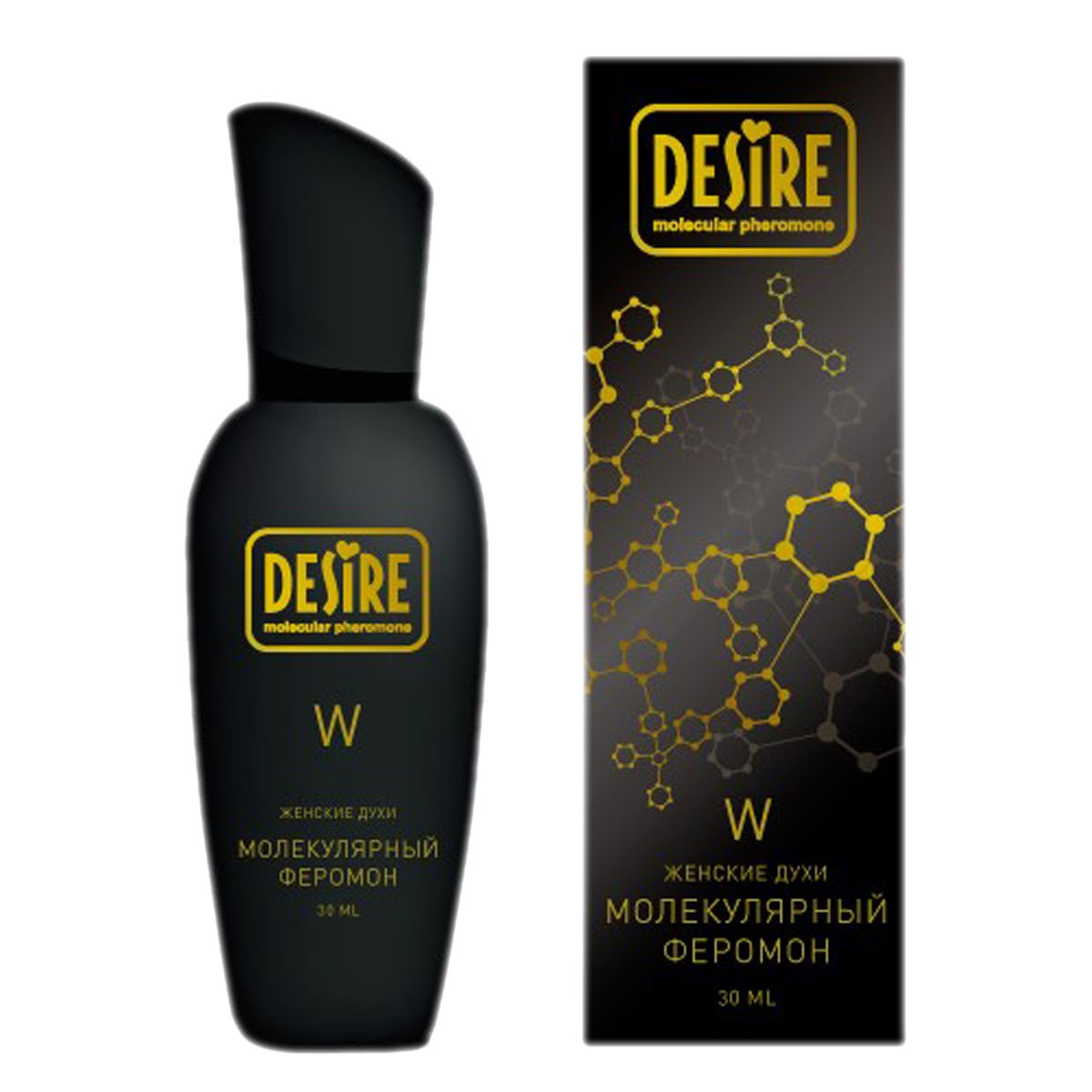 Женские духи «Молекулярный феромон» - 30 мл.-