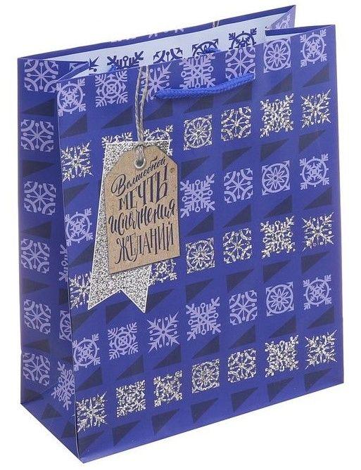 Подарочный пакет Волшебной мечты - 23 х 27 см.