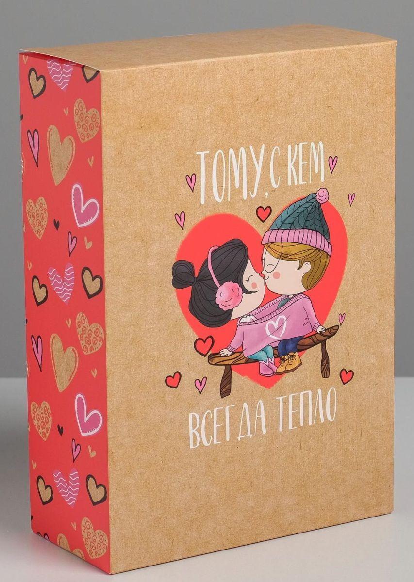 Складная коробка Тому
